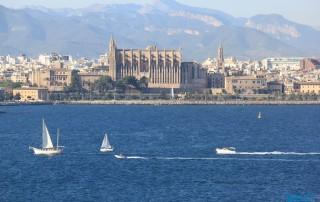 Kathedrale Palma de Mallorca 17.07.09 - Italien, Spanien und tolle Mittelmeerinseln AIDAstella