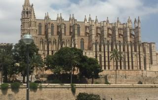 Kathedrale Palma de Mallorca 17.07.20 - Italien, Spanien und tolle Mittelmeerinseln AIDAstella