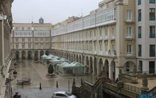 La Coruña 13.03.29 - Kanaren Madeira Spanien Portugal Frankreich AIDAbella Westeuropa