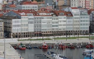 La Coruña 15.08.23 - Norwegen Fjorde England Frankreich Spanien Portugal Marokko Kanaren AIDAsol Nordeuropa Westeuropa