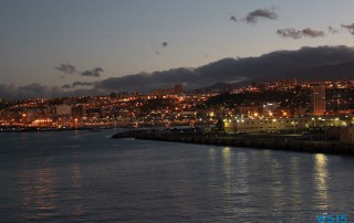 Las Palmas Gran Canaria 15.10.18 - Zwei Runden um die Kanarischen Inseln AIDAsol Kanaren