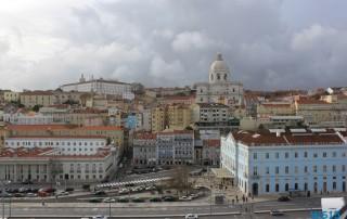 Lissabon 13.03.27 - Kanaren Madeira Spanien Portugal Frankreich AIDAbella Westeuropa