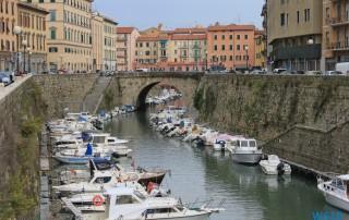 Livorno 13.10.13 - Tunesien Sizilien Italien Korsika Spanien AIDAblu Mittelmeer
