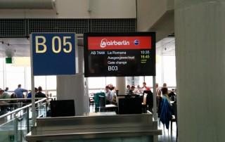 München 14.04.05 - Karibik nach Mallorca AIDAbella Transatlantik