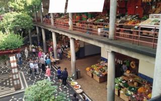 Markthalle Funchal Madeira 14.11.03 - Mallorca nach Gran Canaria AIDAblu Kanaren