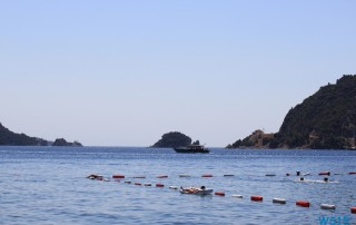 Marmaris 13.07.25 - Türkei Griechenland Rhodos Kreta Zypern Israel AIDAdiva Mittelmeer