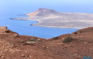 Mirador del Rio Arrecife Lanzarote 15.10.22 - Zwei Runden um die Kanarischen Inseln AIDAsol Kanaren