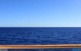 Mittelmeer 14.08.28 - Tunesien Italien Korsika Spanien AIDAblu Mittelmeer