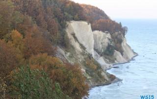 Nationalpark Jasmund Rügen Sellin 11.10