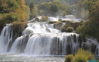 Nationalpark Krka Zadar 16.10.14 - Von Venedig durch die Adria AIDAbella
