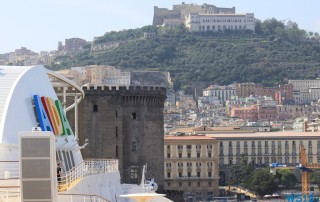 Neapel 14.08.21 - Tunesien Italien Korsika Spanien AIDAblu Mittelmeer