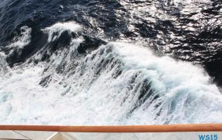 Nordsee 15.08.09 - Norwegen Fjorde England Frankreich Spanien Portugal Marokko Kanaren AIDAsol Nordeuropa Westeuropa