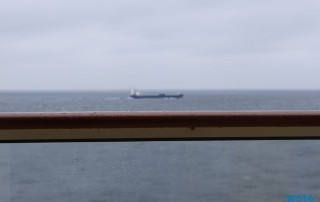 Nordsee 16.03.20 - Eine Runde England Frankreich Holland AIDAmar Metropolen