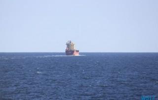 Nordsee 17.04.20 - Unsere Jubiläumsfahrt von Gran Canaria nach Hamburg AIDAsol Westeuropa