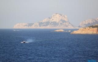 Olbia Sardinien 16.07.28 - Die kleinen Perlen des Mittelmeers AIDAstella