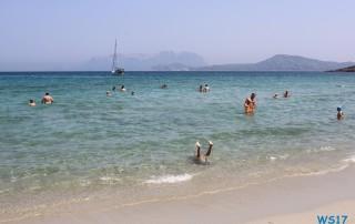 Olbia Sardinien 17.07.22 - Italien, Spanien und tolle Mittelmeerinseln AIDAstella