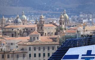 Palermo 17.07.16 - Italien, Spanien und tolle Mittelmeerinseln AIDAstella