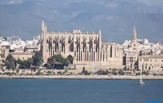 Palma de Mallorca 12.11.02 - Tunesien Sizilien Italien AIDAmar Mittelmeer