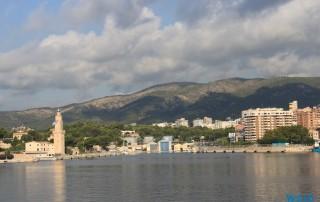Palma de Mallorca 14.09.06 - Tunesien Italien Korsika Spanien AIDAblu Mittelmeer