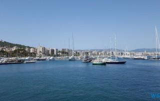 Palma de Mallorca 16.07.30 - Die kleinen Perlen des Mittelmeers AIDAstella