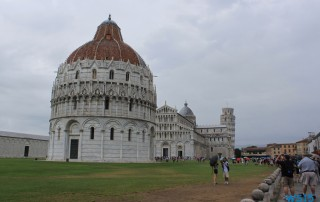 Pisa Livorno 14.08.23 - Tunesien Italien Korsika Spanien AIDAblu Mittelmeer