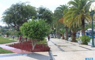 Promenade Funchal Madeira 15.10.20 - Zwei Runden um die Kanarischen Inseln AIDAsol Kanaren