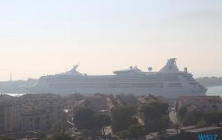 Rhapsody of the Seas Venedig 17.10.15 - Historische Städte an der Adria Italien, Korfu, Kroatien AIDAblu