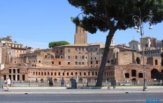 Rom 14.08.22 - Tunesien Italien Korsika Spanien AIDAblu Mittelmeer