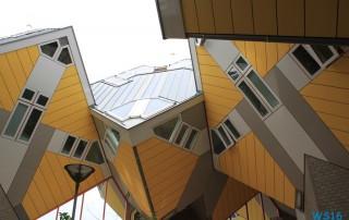 Kubushäuser Rotterdam 16.07.07 - Das neue Schiff entdecken auf der Metropolenroute AIDAprima