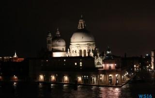 Santa Maria della Salute Venedig 16.10.02 - Von Venedig durch die Adria AIDAbella