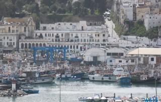 Tanger Marokko 13.03.25 - Kanaren Madeira Spanien Portugal Frankreich AIDAbella Westeuropa