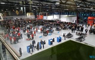 Terminal Hamburg 18.03.17 - Zu spät zu den Metropolen AIDAperla