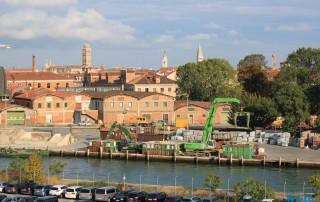 Venedig 16.10.16 - Von Venedig durch die Adria AIDAbella