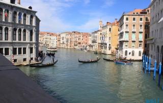 Venedig 17.10.07 - Historische Städte an der Adria Italien, Korfu, Kroatien AIDAblu