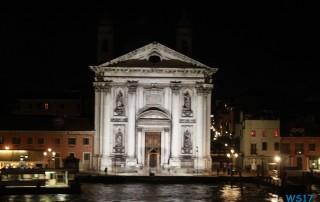Venedig 17.10.08 - Historische Städte an der Adria Italien, Korfu, Kroatien AIDAblu