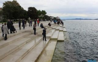 Meeresorgel Zadar 16.10.07 - Von Venedig durch die Adria AIDAbella