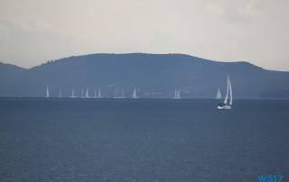 Zadar 17.10.06 - Historische Städte an der Adria Italien, Korfu, Kroatien AIDAblu